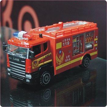 消防車模型FDP-004